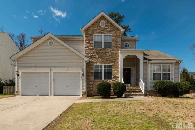 1049 Mosstree Drive, Apex, NC 27502 (#2181496) :: Raleigh Cary Realty