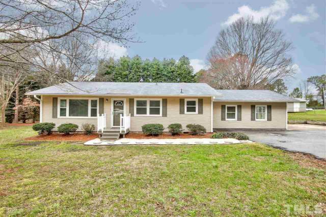 1705 Alderman Circle, Raleigh, NC 27603 (#2181510) :: Raleigh Cary Realty