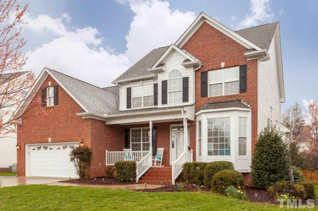 904 Clatter Avenue, Wake Forest, NC 27587 (#2181546) :: The Abshure Realty Group