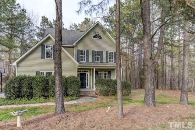 135 Briarwood Place, Wake Forest, NC 27587 (#2181548) :: Rachel Kendall Team