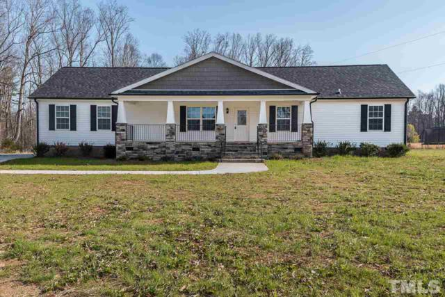 2955 Midway Church Road, Elon, NC 27244 (#2181575) :: The Jim Allen Group