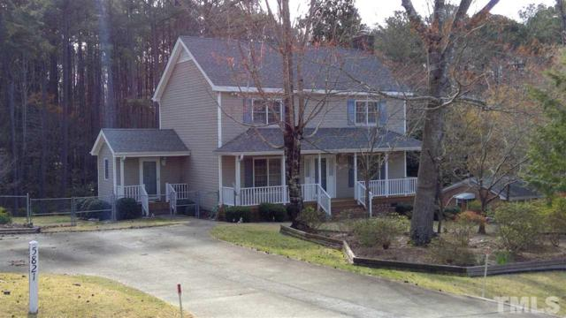 5821 Allwood Drive, Raleigh, NC 27606 (#2181664) :: The Jim Allen Group