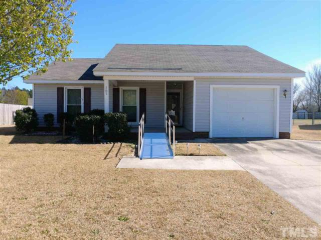 267 Woodwind Drive, Spring Lake, NC 28390 (#2181713) :: Rachel Kendall Team, LLC
