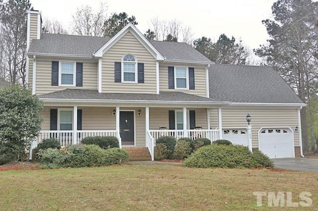 145 Palmer Drive, Clayton, NC 27527 (#2181723) :: The Perry Group