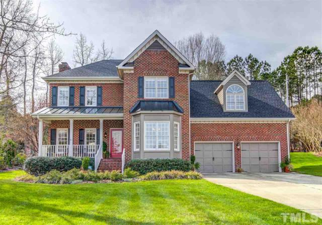 25 Oakmont Court, Clayton, NC 27527 (#2181741) :: The Jim Allen Group