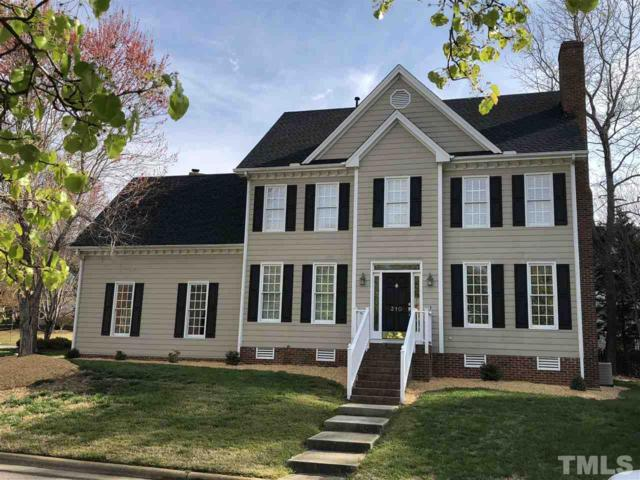 310 Palace Green, Cary, NC 27518 (#2181748) :: Rachel Kendall Team, LLC