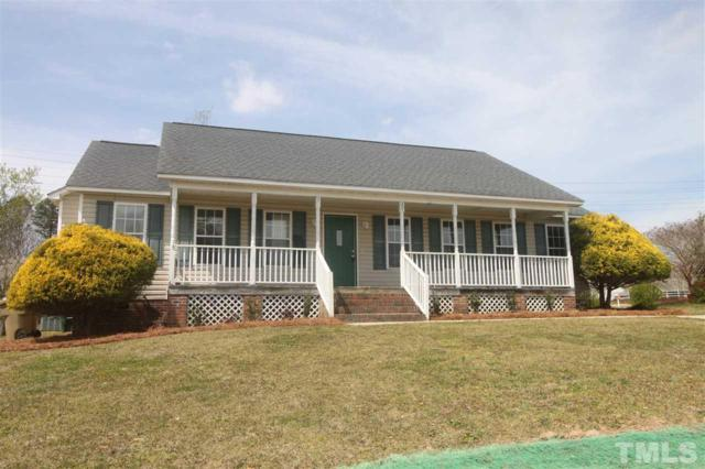 201 Mitchell Avenue, Clayton, NC 27520 (#2181750) :: The Jim Allen Group