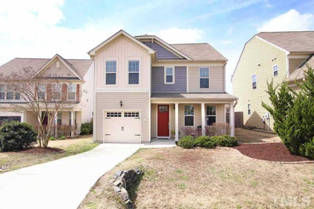 206 Callahan Trail, Garner, NC 27529 (#2181767) :: Raleigh Cary Realty