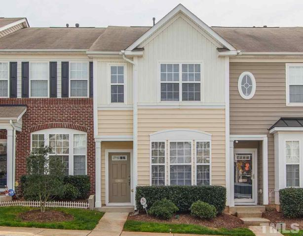 7853 Silverthread Lane, Raleigh, NC 27617 (#2181769) :: Raleigh Cary Realty