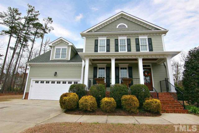 4309 Windsong Circle, Apex, NC 27539 (#2181770) :: The Jim Allen Group