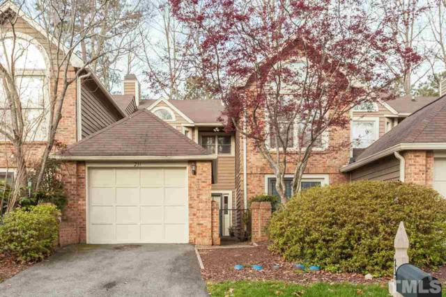 231 Hanover Place, Cary, NC 27511 (#2181779) :: Raleigh Cary Realty