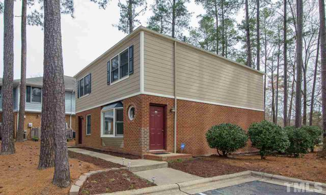 101 Cooper Glen Place H1, Chapel Hill, NC 27517 (#2181802) :: Rachel Kendall Team, LLC