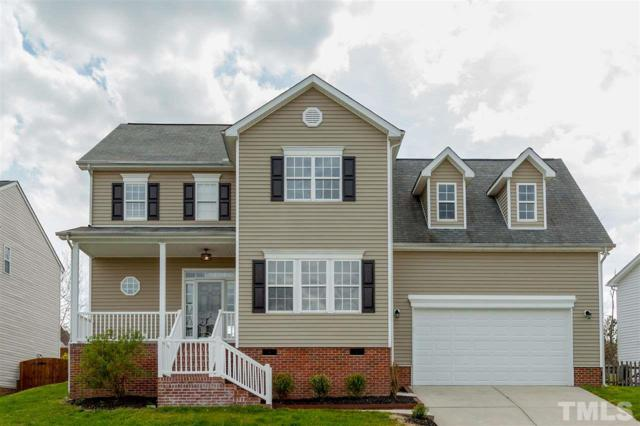 457 Texanna Way, Holly Springs, NC 27540 (#2181808) :: The Jim Allen Group