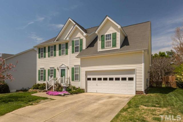 1990 Frissell Avenue, Apex, NC 27502 (#2181836) :: The Abshure Realty Group