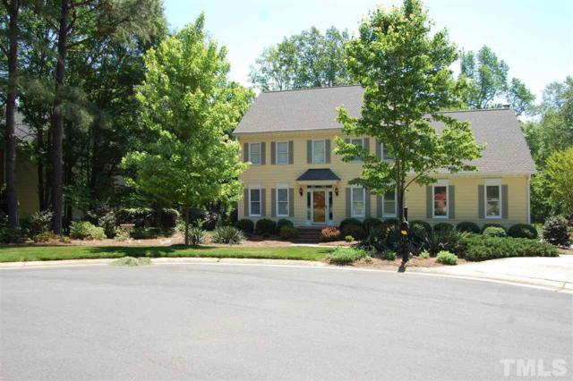 5429 Shoreline Court, Holly Springs, NC 27540 (#2181867) :: The Jim Allen Group