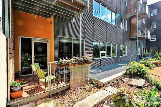 130 Hunt Street #107, Durham, NC 27701 (#2181905) :: Raleigh Cary Realty