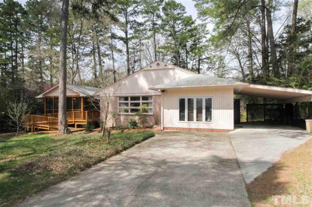 709 Williams Circle, Chapel Hill, NC 27516 (#2181951) :: Rachel Kendall Team, LLC