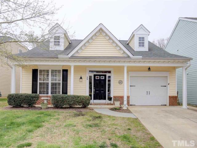 59 Tuscarora Lane, Clayton, NC 27520 (#2181987) :: Rachel Kendall Team, LLC