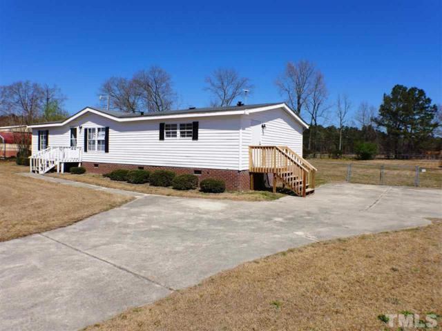 111 Greystone Drive, Goldsboro, NC 27530 (#2182022) :: The Abshure Realty Group
