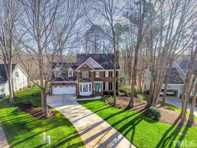 5105 Windance Place, Holly Springs, NC 27540 (#2182049) :: The Jim Allen Group