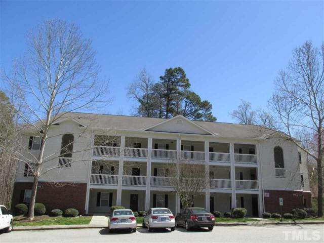 1901 Trailwood Heights Lane #202, Raleigh, NC 27603 (#2182052) :: Better Homes & Gardens | Go Realty