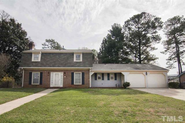 2614 Glen Burnie Drive, Raleigh, NC 27607 (#2182062) :: Rachel Kendall Team, LLC