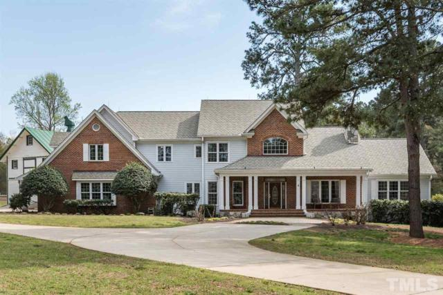 2005 Rolling Rock Road, Wake Forest, NC 27587 (#2182085) :: The Abshure Realty Group