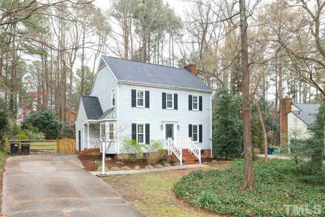 207 Winterberry Ridge Drive, Durham, NC 27713 (#2182105) :: The Abshure Realty Group
