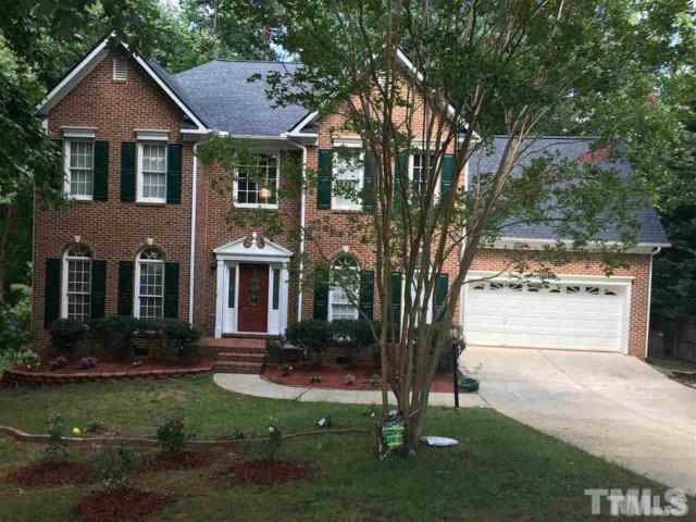 102 Moss Rose Court, Cary, NC 27518 (#2182112) :: The Jim Allen Group