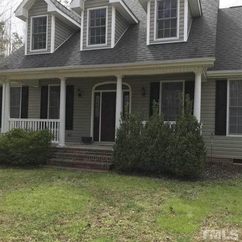 529 Holly Springs Drive, Timberlake, NC 27583 (#2182113) :: The Jim Allen Group