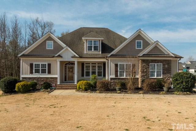 108 Jackson Ridge Court, Willow Spring(s), NC 27592 (#2182124) :: The Abshure Realty Group