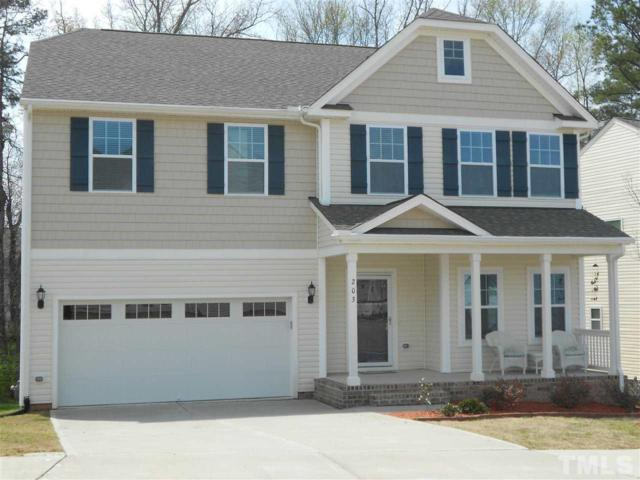 203 Court Jester Way, Morrisville, NC 27560 (#2182306) :: Rachel Kendall Team, LLC