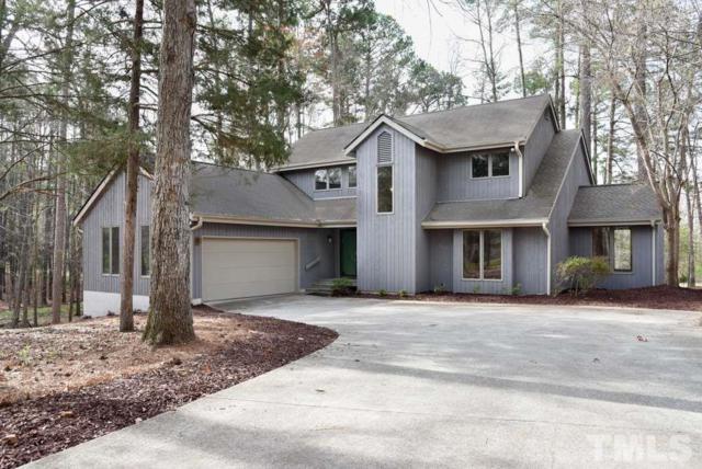 122 Nottingham Drive, Chapel Hill, NC 27517 (#2182343) :: The Jim Allen Group