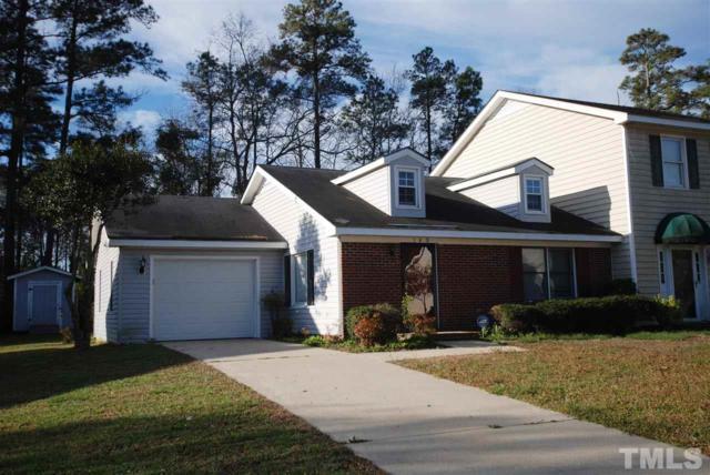 140 Rollingwood Drive, Dunn, NC 28334 (#2182363) :: Rachel Kendall Team, LLC