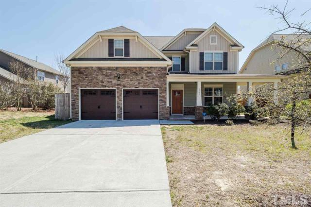 1105 Ranchester Road, Knightdale, NC 27545 (#2182438) :: The Jim Allen Group