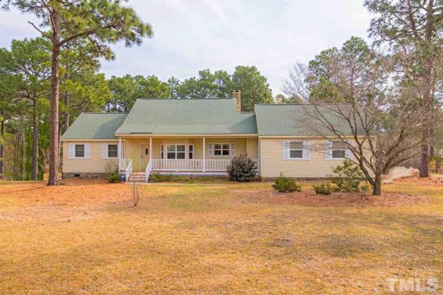 410 Edinboro Drive, Southern Pines, NC 28387 (#2182448) :: Raleigh Cary Realty