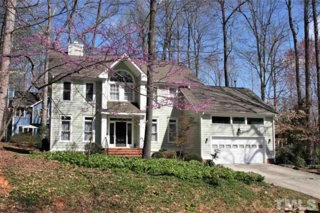 300 Bolin Creek Drive, Carrboro, NC 27510 (#2182471) :: The Jim Allen Group
