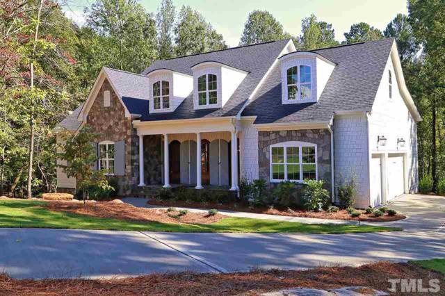 389 Fieldstone Lane, Pittsboro, NC 27312 (#2182478) :: The Jim Allen Group