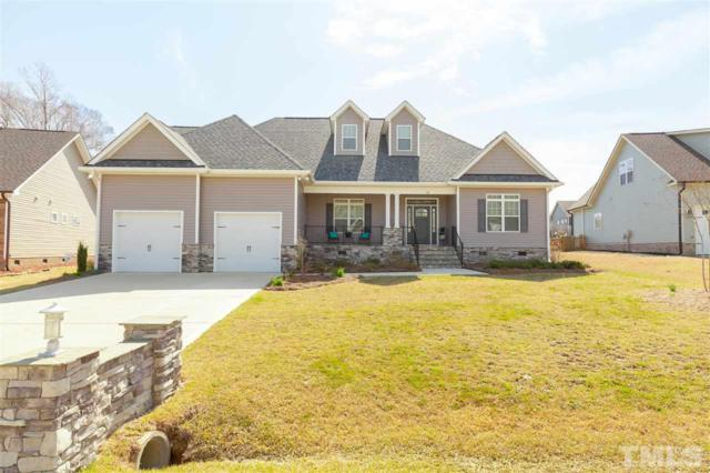 98 Summit Overlook Drive, Clayton, NC 27527 (#2182480) :: The Jim Allen Group
