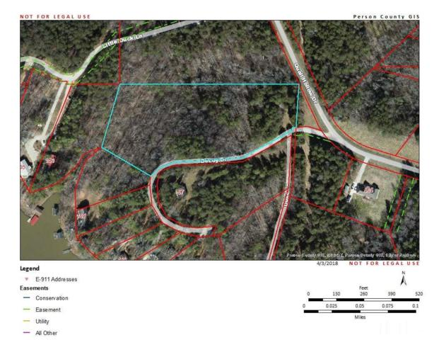 4.63 acres Decoy Drive, Roxboro, NC 27574 (#2182493) :: The Jim Allen Group