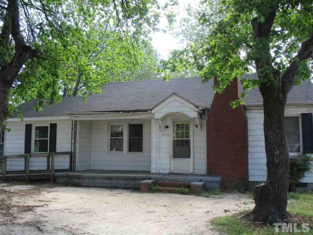 1252 Walters Street, Henderson, NC 27536 (#2182534) :: Marti Hampton Team - Re/Max One Realty