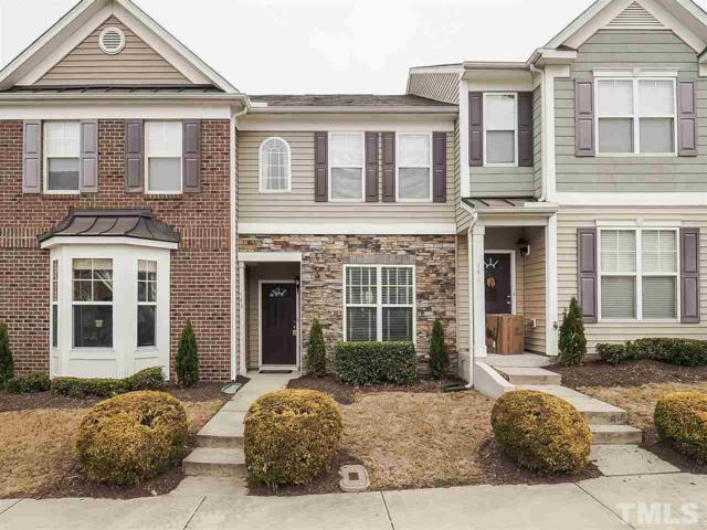 100 Stratford Lakes Drive #143, Durham, NC 27713 (#2182584) :: The Jim Allen Group
