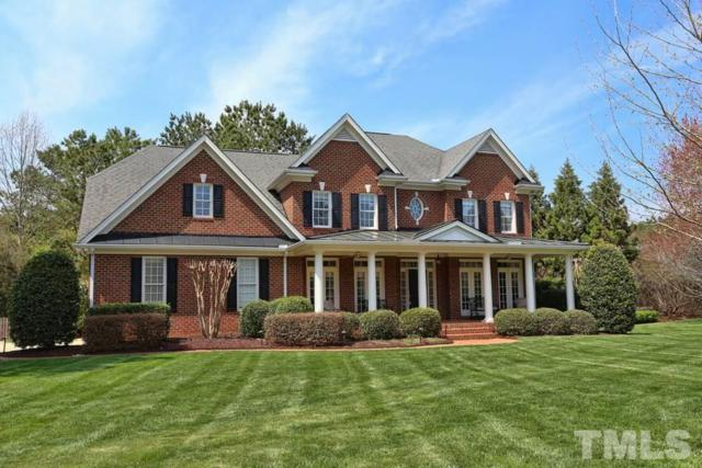 507 Lake Hogan Farm Road, Chapel Hill, NC 27516 (#2182600) :: The Abshure Realty Group