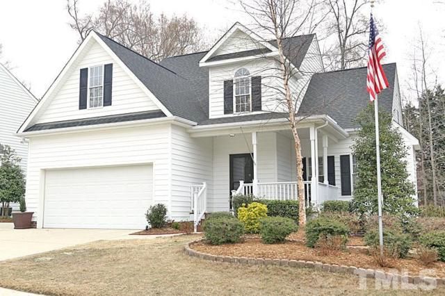 209 Chapel Valley Lane, Apex, NC 27502 (#2182605) :: Rachel Kendall Team, LLC