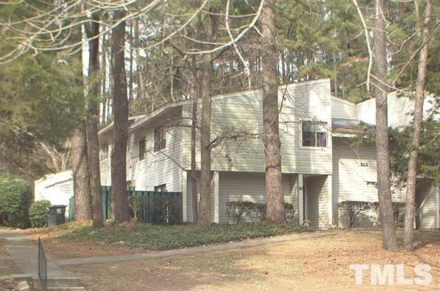 4721 Walden Pond Drive C, Raleigh, NC 27604 (#2182606) :: Rachel Kendall Team, LLC
