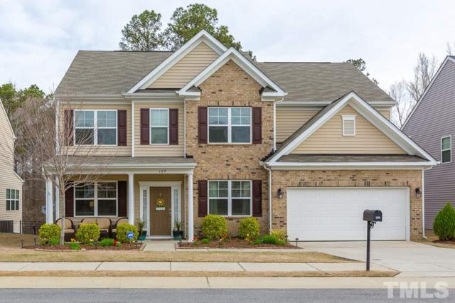 109 Florence Drive, Clayton, NC 27527 (#2182607) :: The Jim Allen Group