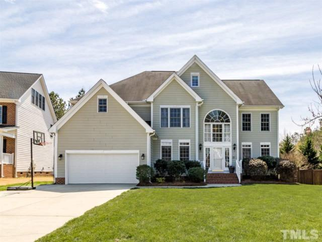 5948 Jones Farm Road, Wake Forest, NC 27587 (#2182611) :: The Jim Allen Group