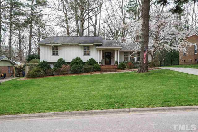 2926 Hostetler Street, Raleigh, NC 27609 (#2182613) :: The Jim Allen Group