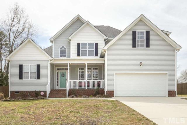 280 Ruth Circle, Fuquay Varina, NC 27526 (#2182627) :: Raleigh Cary Realty
