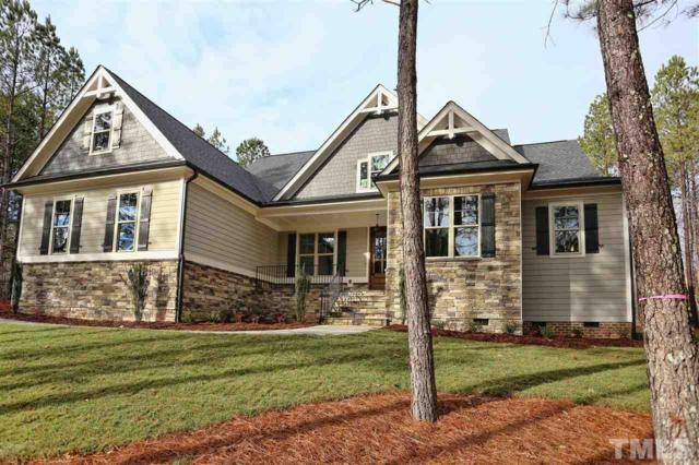 2050 Silverleaf Drive, Youngsville, NC 27596 (#2182639) :: The Jim Allen Group